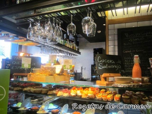 Entre sus propuestas gastronómicas nos encontramos con La Trastienda Tapas 3cb4cd1e3eb