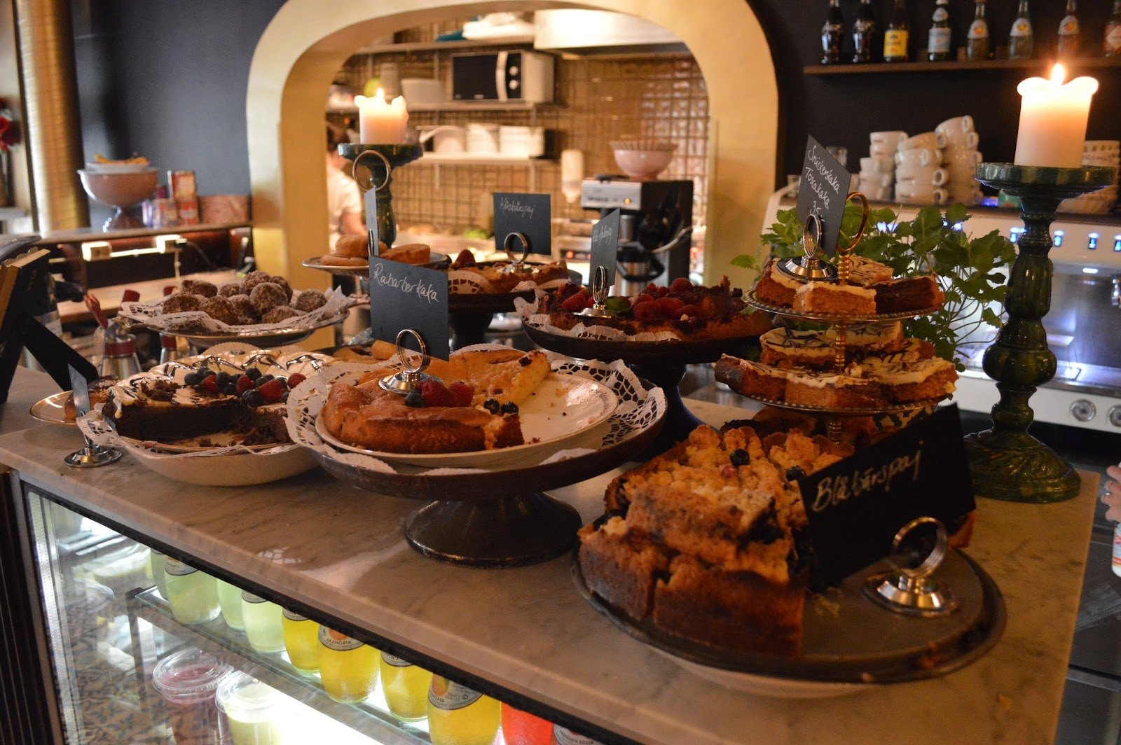 Best places to fika in Stockholm