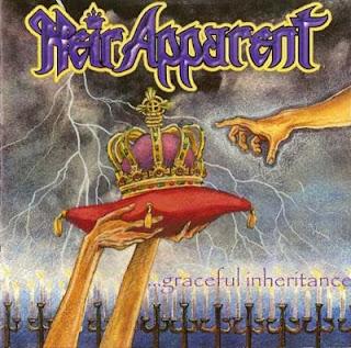 Heir Apparent - Graceful Inheritance (1986)