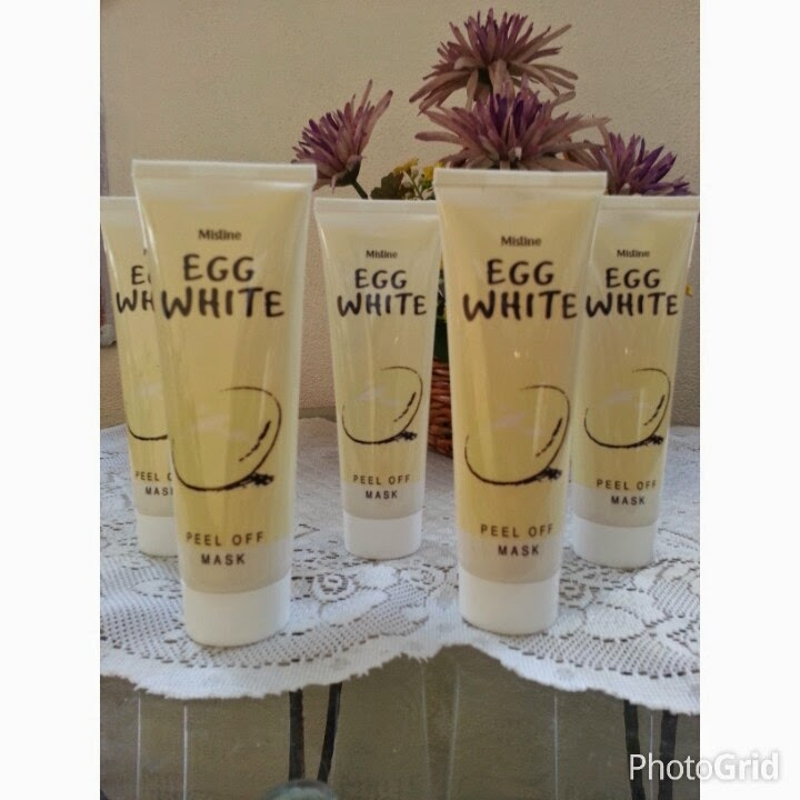 Egg WHite Mask Mistine