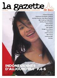 la Gazette de Bali avril 2017