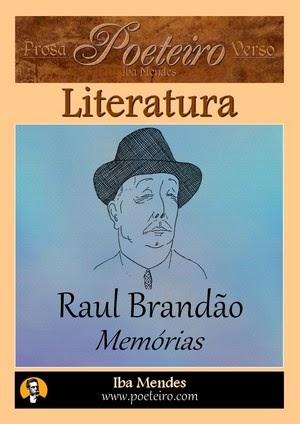 Memórias, de Raul Brandão gratis em pdf