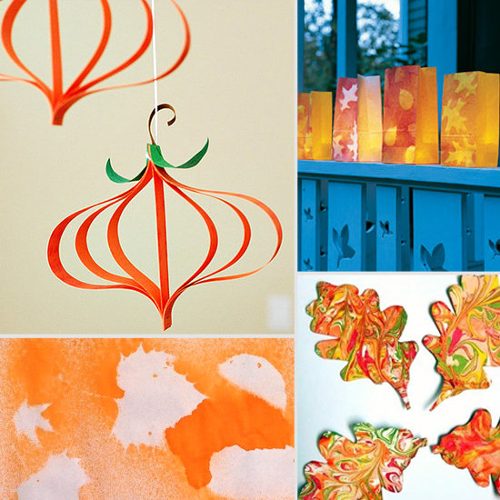 Mzteachuh nothing but autumn arts and crafts for Simple fall crafts for kids