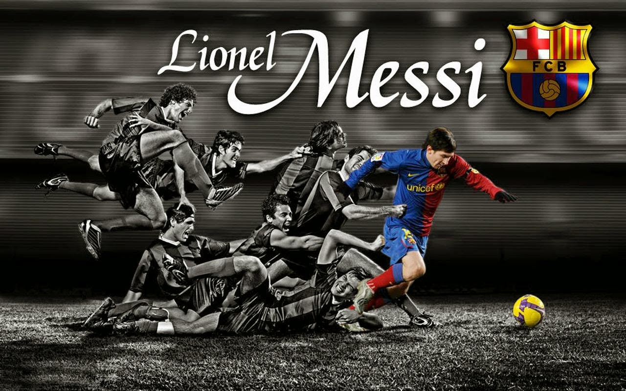 Wallpaper Lionel Messi HD