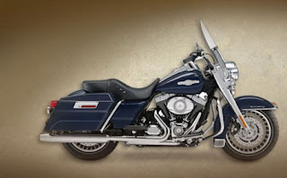 2011 Harley-Davidson Peace Officer Road King