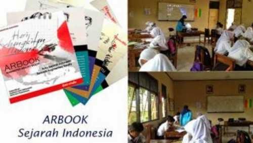 Aplikasi Arbook Sejarah