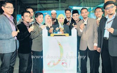 Program, pencarian, pelapis, pendakwah, program realiti, terbaru, TV3, Da'i, Islam, Malaysia