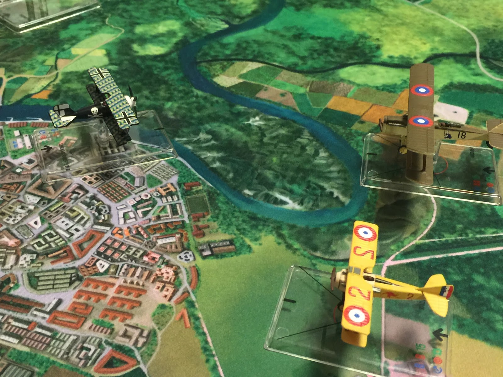 ww1 red baron games