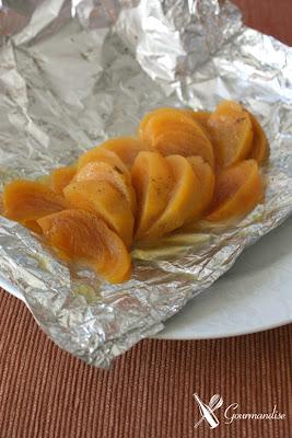 Gourmandise Cartoccio de fruta