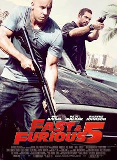 Xem Phim Quá Nhanh Quá Nguy Hiểm 5 - Fast & Furious 5 Full HD