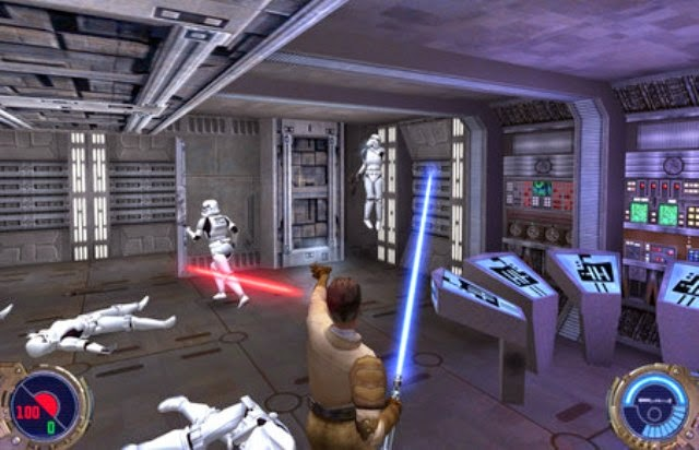 Star Wars Jedi Knight 2 Jedi Outcast Free Download Games