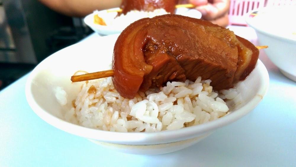 阿泉爌肉飯
