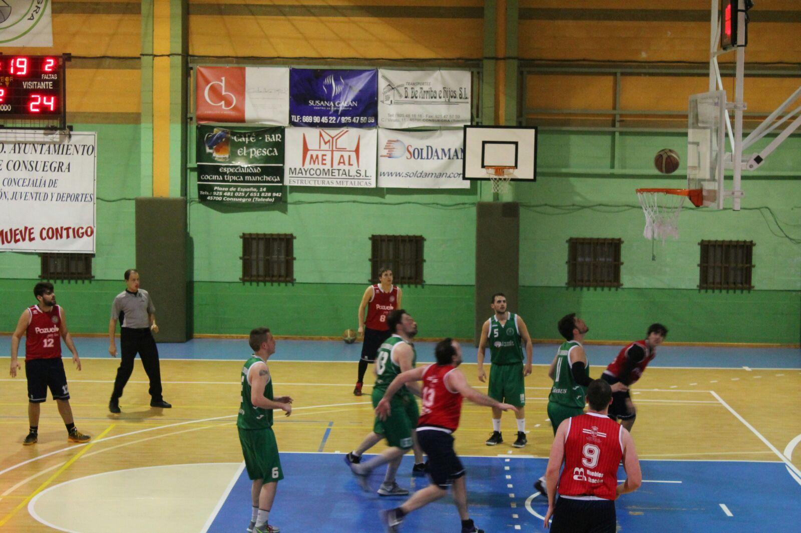 Club Baloncesto Pozuelo de Calatrava