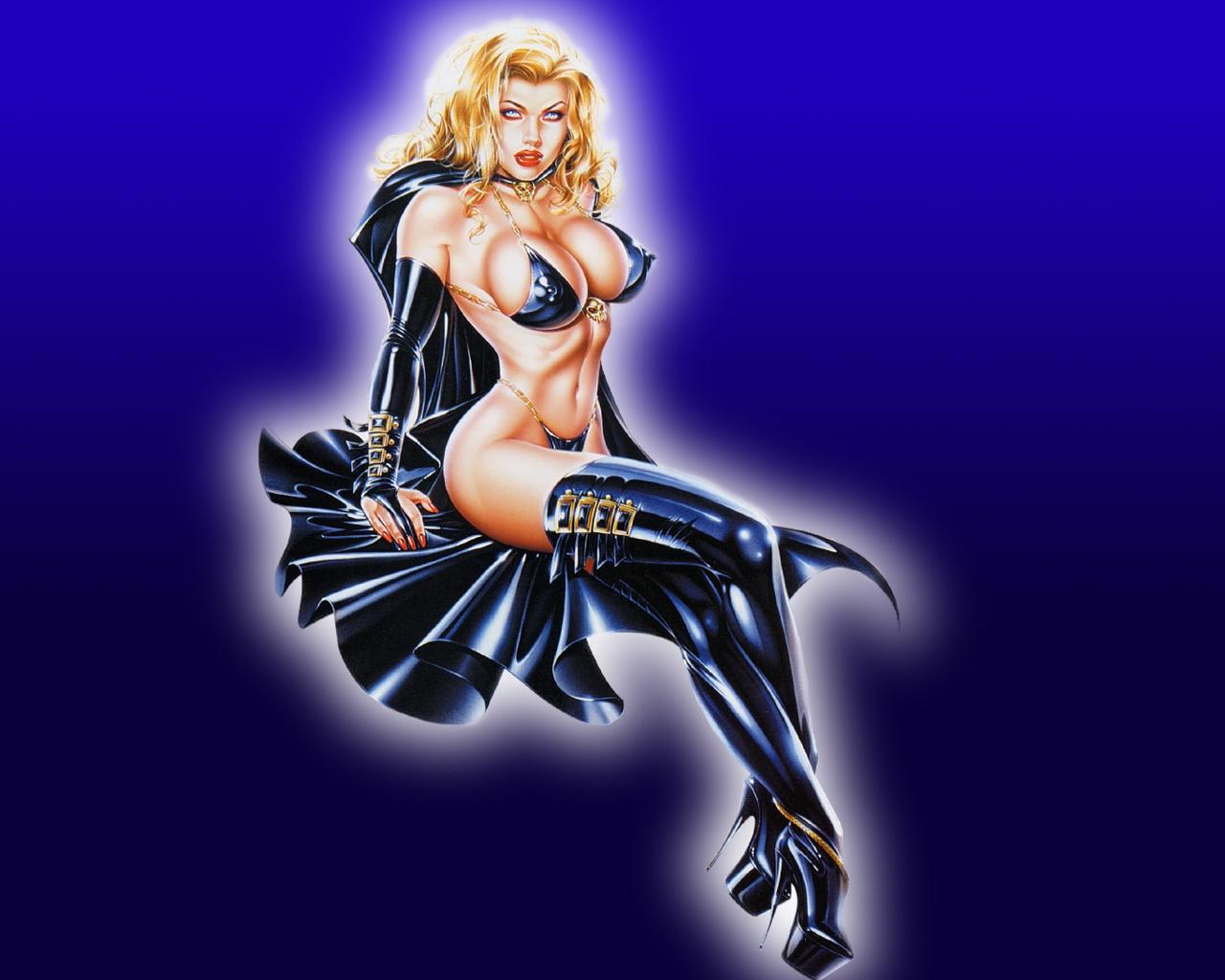 hot naked girls from marvel