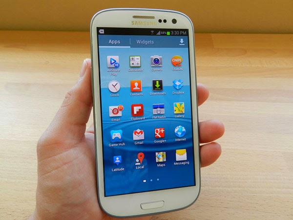 Samsung Galaxy S3 Zil Sesleri Android resimi 2