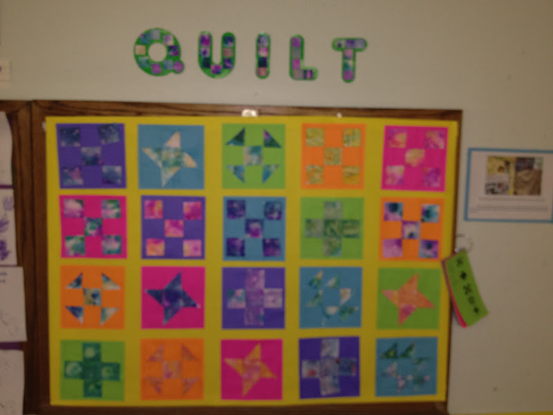 Mrs Goffs Pre K Tales Quilting Is Like A Big Puzzle