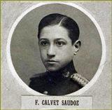 Capitán Francisco Calvet Sandoz
