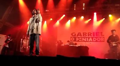 Gabriel o Pensador dedica música a Marlon Correia