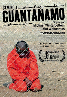 The road to Guantanamo, affiche du film