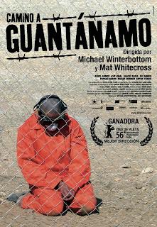 The road to Guantanamo, affiche du film