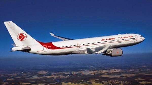 تلفزيون الجزائر : وفاة جميع الطائرة المملوكة تجاريا لشركة الخطوط الجزائرية