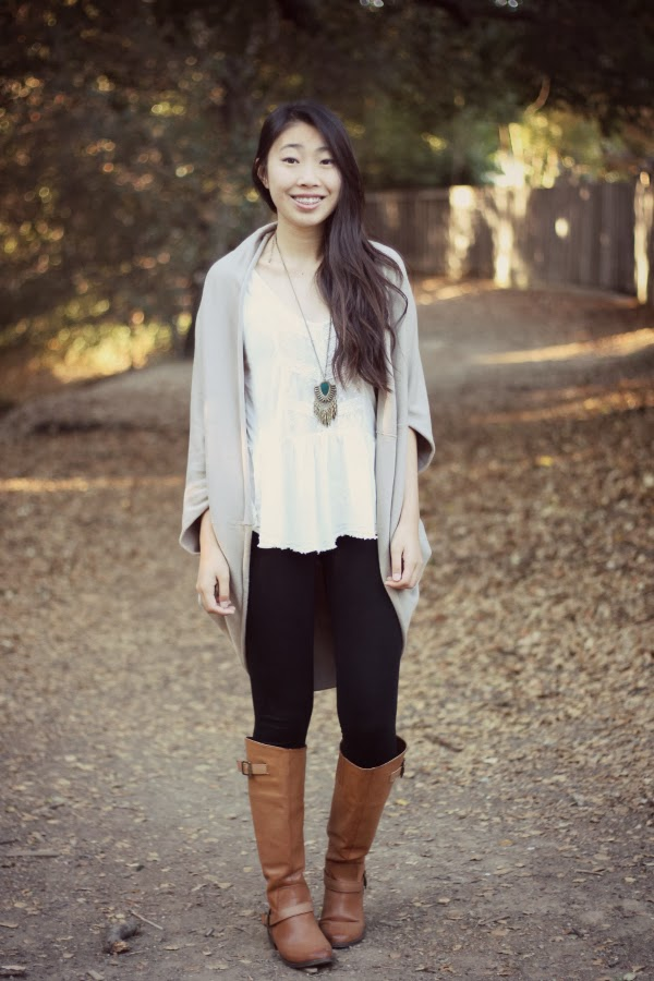 aeo riding boots outfit
