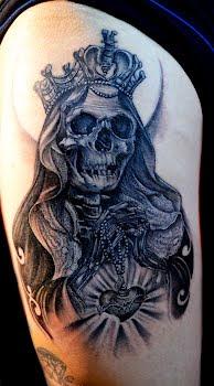 Convención de tatuajes en Rosario 04-05-2012