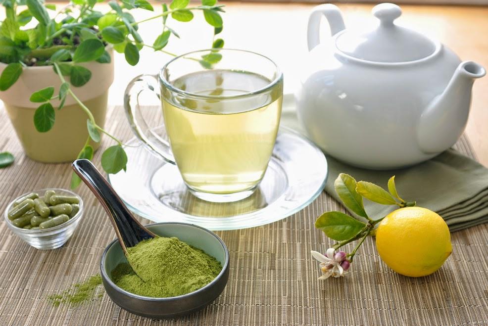 moringa tea trà chùm ngây