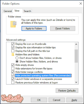 Expert Mode To Hidden Your Sensitive File on Windows