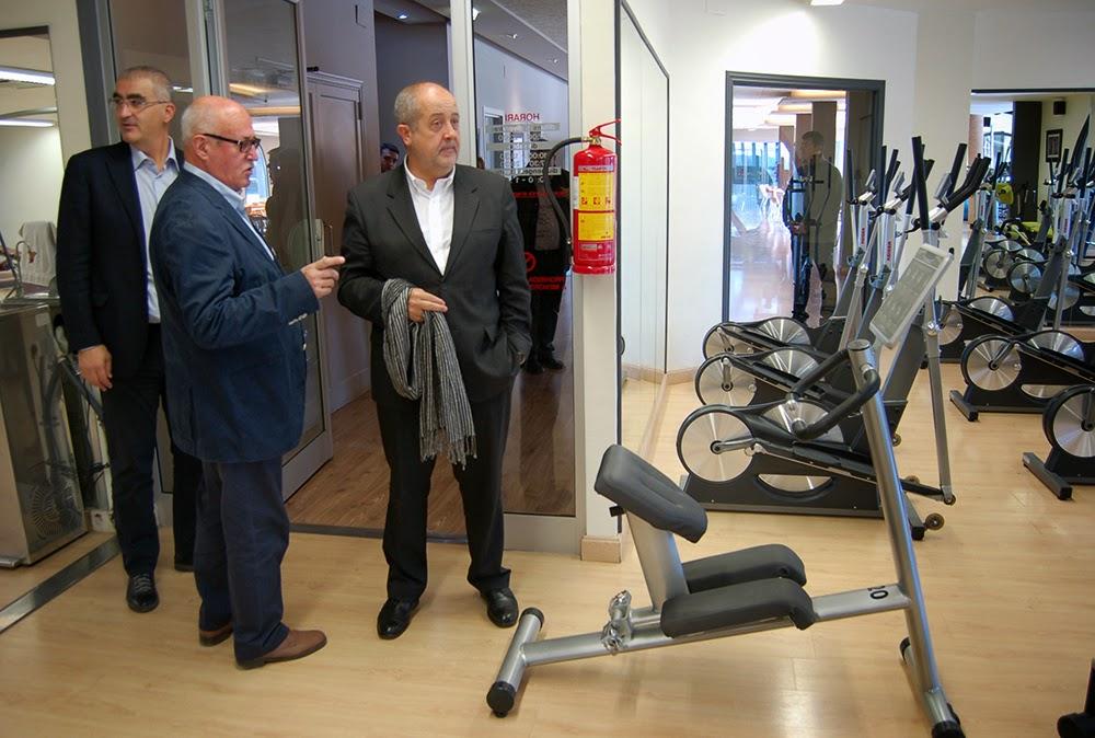 Felip Puig inaugura la 1ª fase de la ampliación de Berga Resort