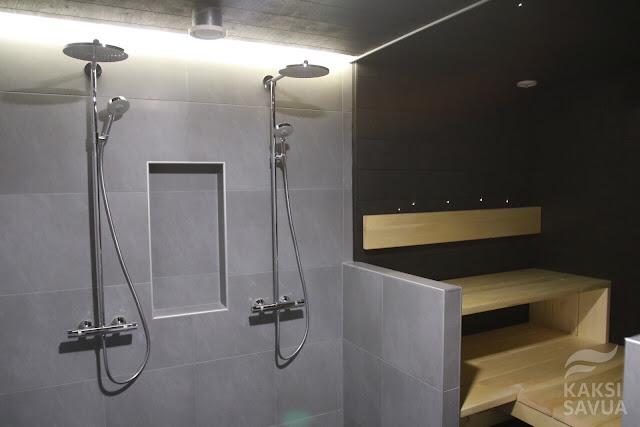 Kaksi Savua sauna