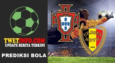 Prediksi Portugal U16 vs Belgium U16