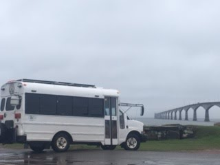 PEI at Confederation Bridge