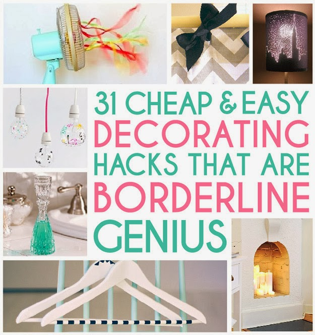 31 Home Decor Hacks That Are Borderline Genius