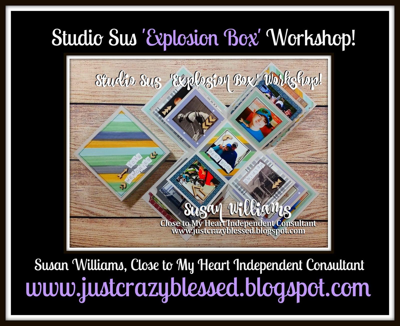 Explosion Box (29) Photo Workshop!