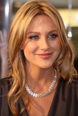 Stephanie Pratt Diamond Collar Necklace