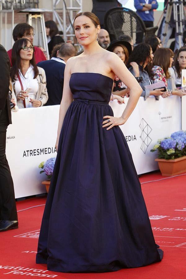 Irene Montalà de Cristina Tamborero en el Festival de Cine de Málaga 2015