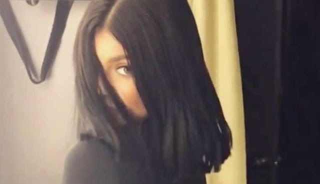 Blunt Bob, Model Rambut Jenis Baru Pilihan Kylie Jenner