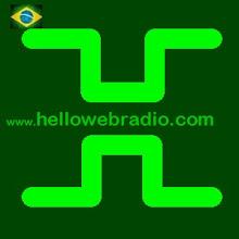 Aplicativo Android Hellowebradio - clique no selo -