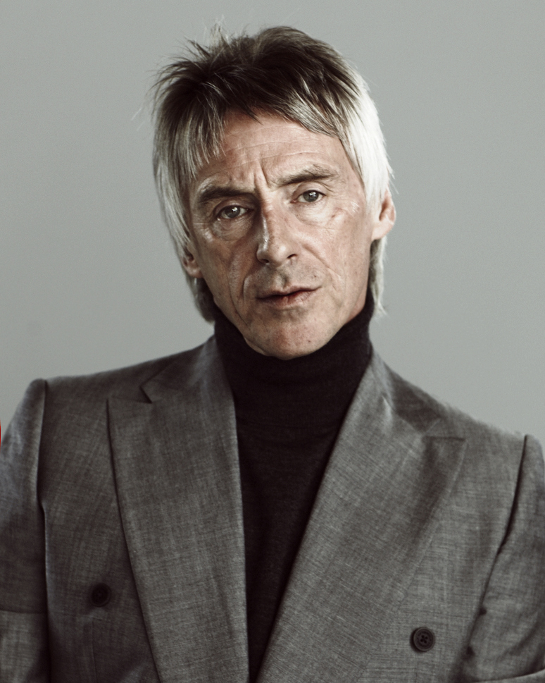 Grey Fox Dressing Well In Middle Age Paul Weller