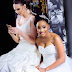 IK Ogbonna's wife looking Stunning in a Bridal  Photo Shoot