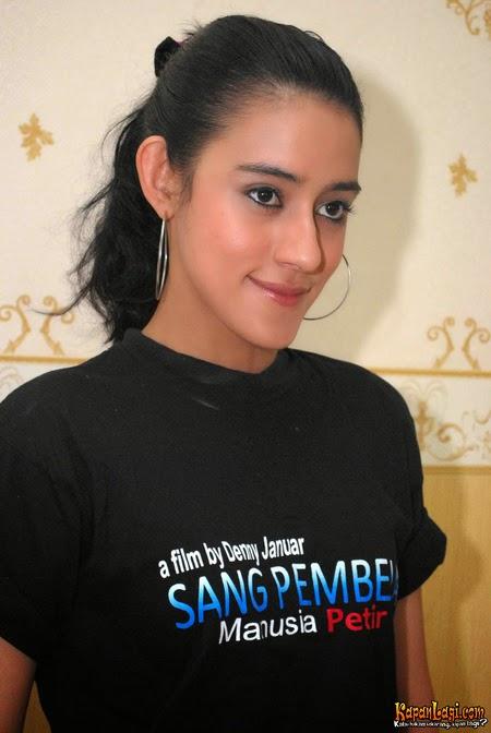 Biodata Dan Foto Fairuz A Rafiq Beserta Agamanya Pemeran Sinetron Kuch Kuch Dangdut