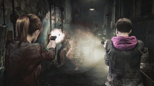 Resident Evil: Revelations 2 - PC (Download Completo em Torrent)