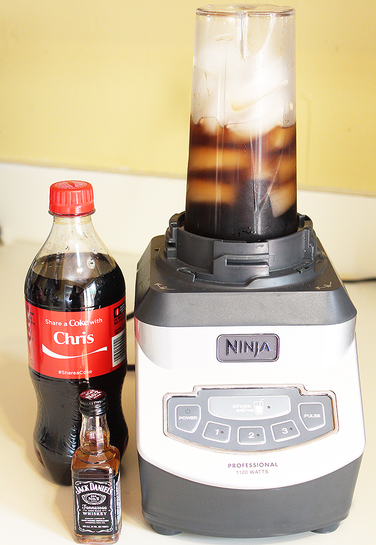 Coke Drink Recipes Frozen Coke Slushy Drink