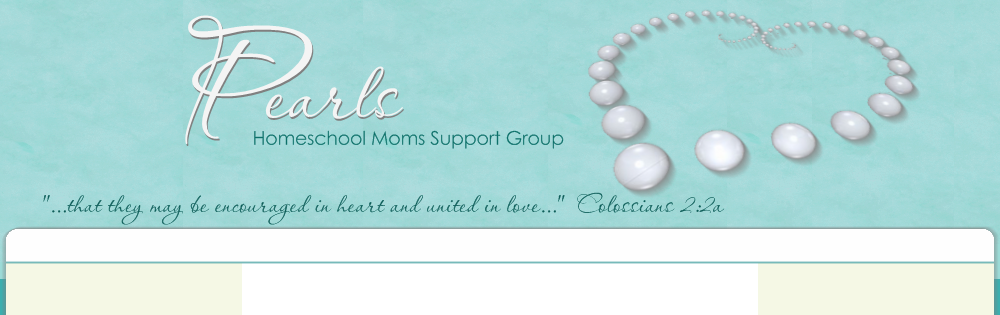 Pearls Homeschool Support Group