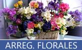 Imágenes de Arreglos florales de diversos tipos