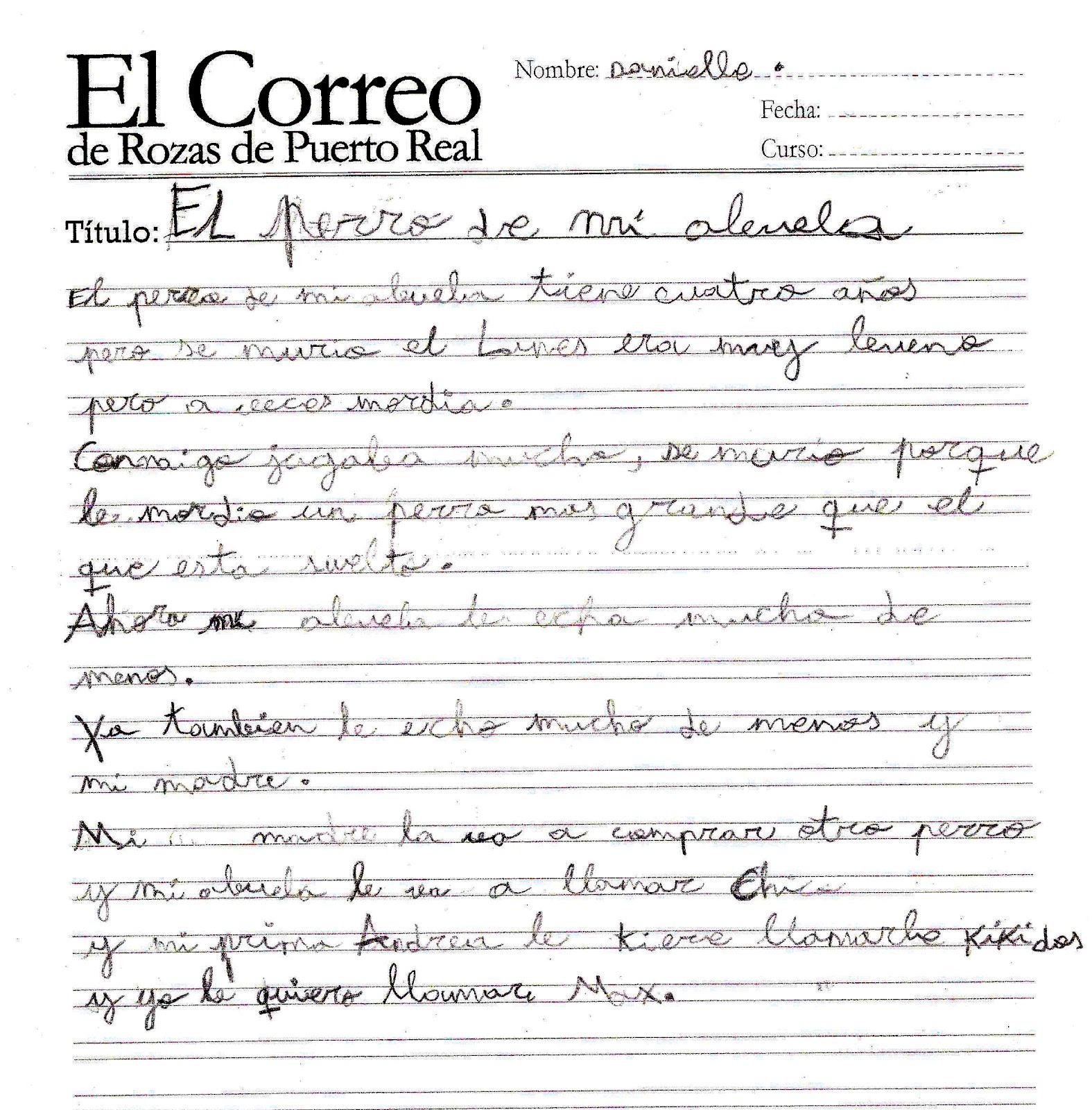 El Correo De Rozas De Puerto Real Abril 2012