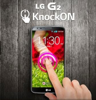 LG gulirkan update Knock Code secara global