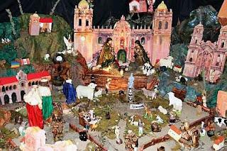 Nacimientos de Navidad Típicos en Perú