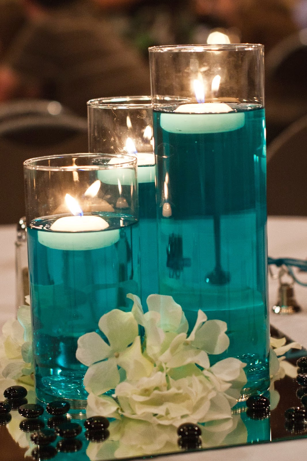 Figuring out life simple diy wedding centerpieces
